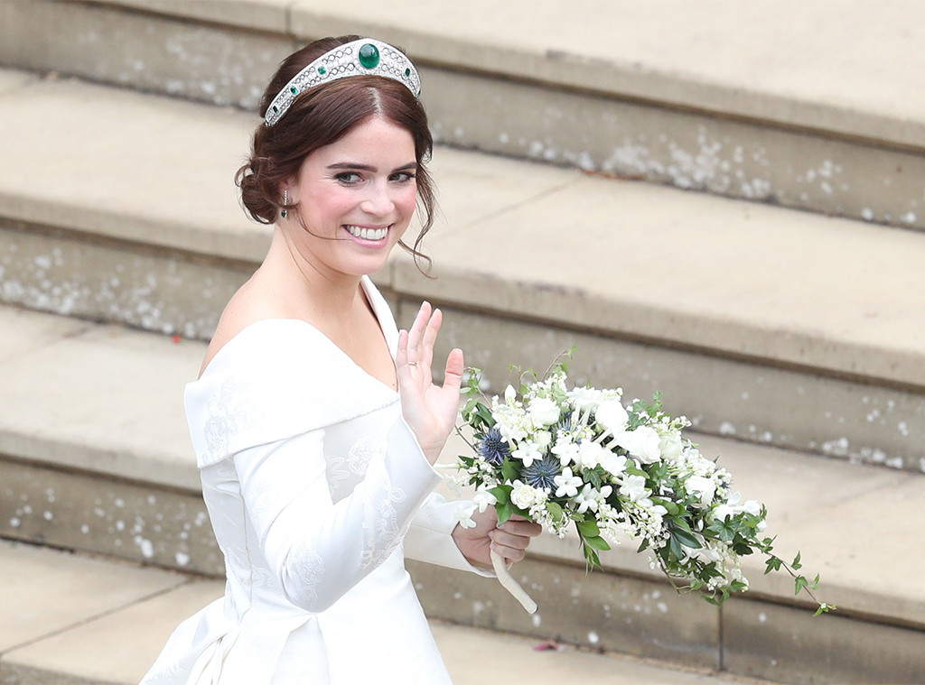 Princess Eugenie, Princess Eugenie Royal Wedding